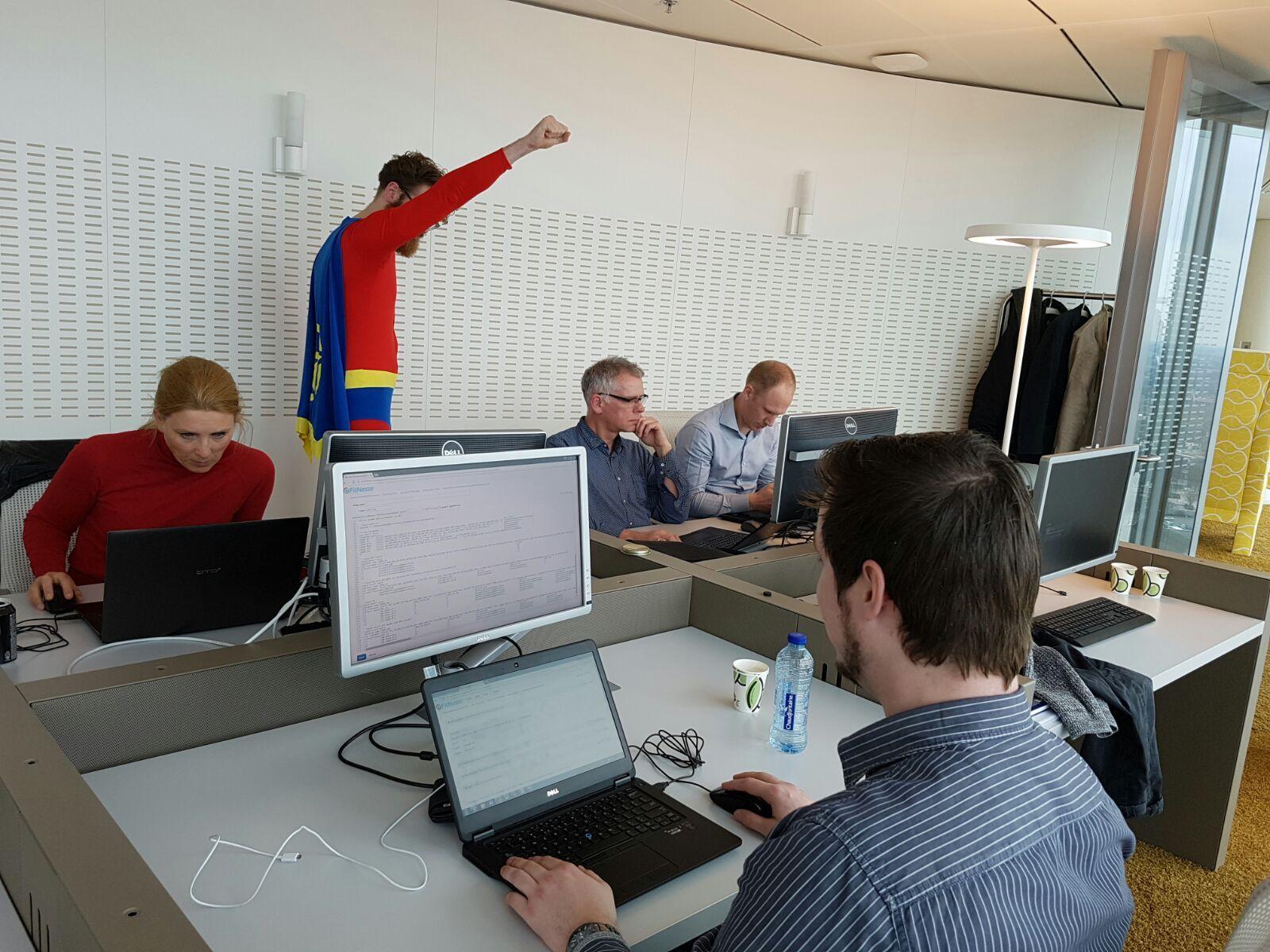 Michael 2 CloseSure Vacature Jonge Helden Business Intelligence Testen Noord Zuid Midden Oost West Nederland