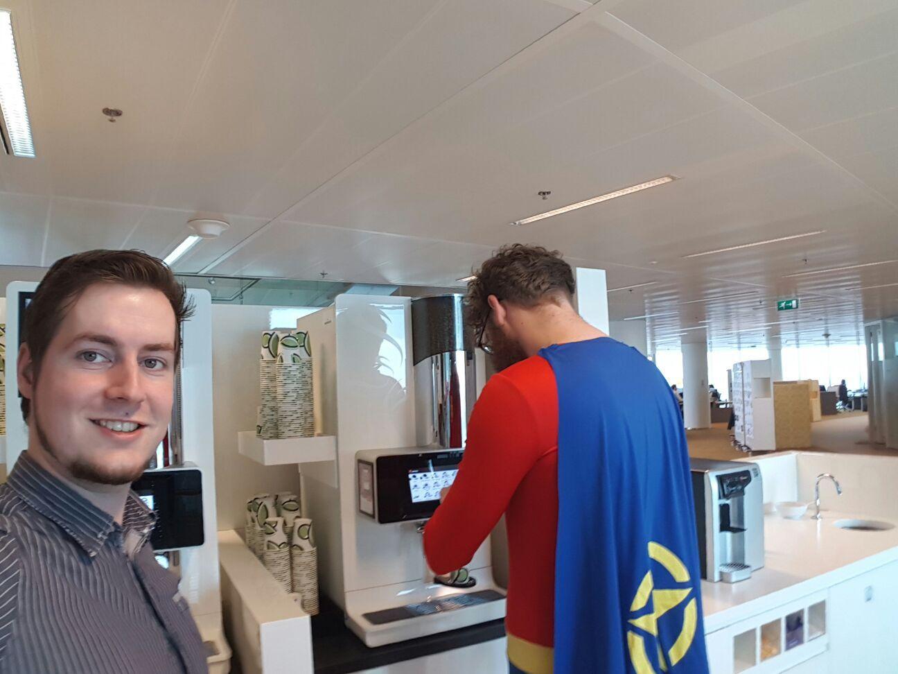 Michael 3 CloseSure Vacature Jonge Helden Business Intelligence Testen Noord Zuid Midden Oost West Nederland